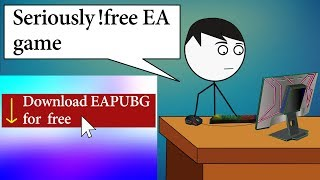 What if PUBG was made by EA