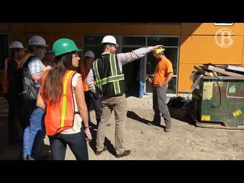 Bellevue College Student Housing Tour