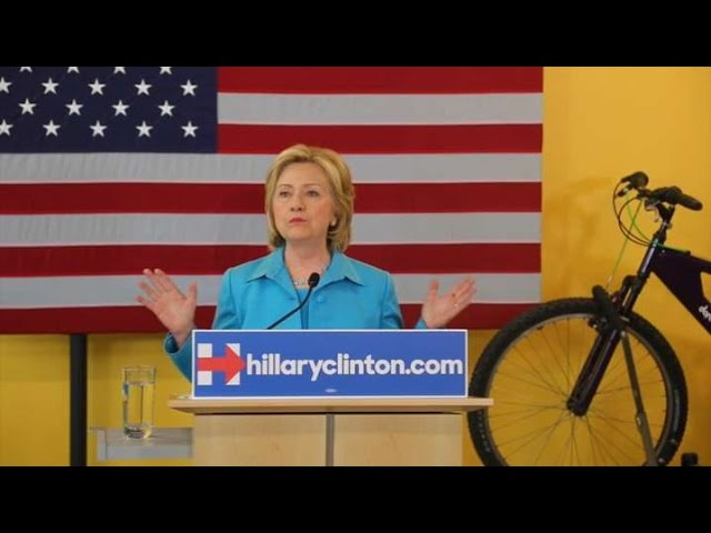Hillary Clinton's New Video on Climate Change...