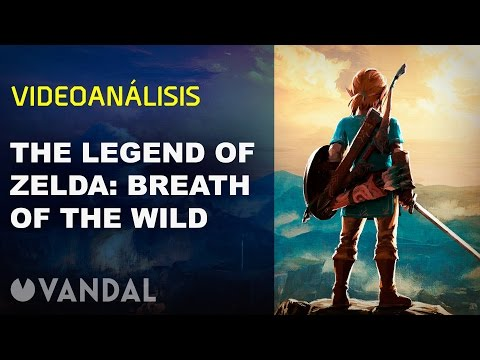 Vídeo ANÁLISIS The LEGEND of ZELDA: Breath of the Wild