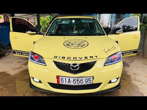 Mazda 3 AT 2004 đồ chơi kín xe (xe đã bán )