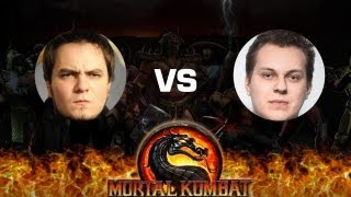 Мэддисон и Хованский в Mortal Kombat
