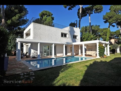 Luxury villa home for rent in Cap d'Antibes Cote d'Azur