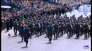 2 giugno 2011 Corpo Militare CRI alla festa della Repubblica