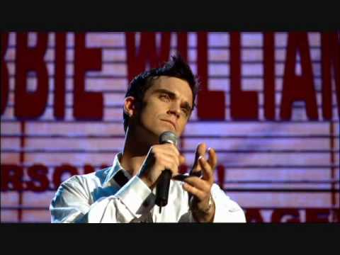 Robbie Williams: Live at the Albert (It Was A Very Good Year)