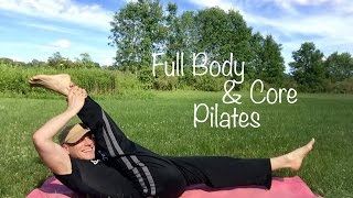 Full Body Pilates Core Workout with Sean Vigue