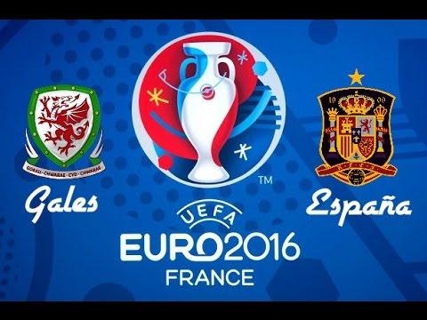 La Futura Campeona Y El Equipo Revelacion Gales Vs Espana Comentando Sobre La Eurocopa