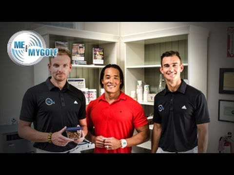 GOLF NUTRITION WITH ROBERT YANG