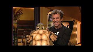 Sascha Grammel und Schildkröte Josie - TV total