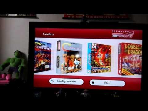 Emulador Fce Ultra Gx nintendo wii + canal y coverbox Personalizado