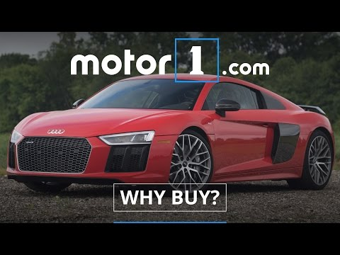 Why Buy? | 2017 Audi R8 Review
