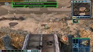 Command & Conquer 3: Tiberium Wars Hard - GDI: Albania 1/2