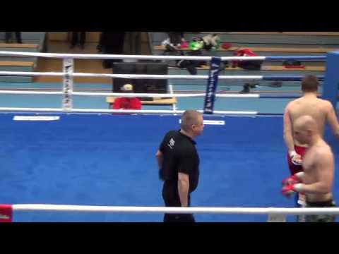 MMA-M-93 Kg Niko Purtonen, Mäntyharjun Judo Vs. Jani Wass, Vantaan Kamppailuklubi