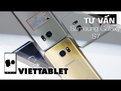 Viettablet| Siêu phẩm chỉ 6 triệu 4 Samsung Galaxy S7 Full-box vô đối trong phân khúc tầm trung