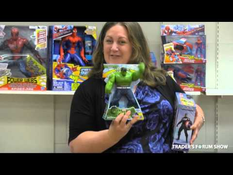 Jouets JRC Toys at the Trader's Forum Show in August 2015