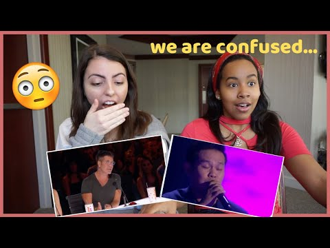 """Marcelito Pomoy Sings """"Beauty And The Beast"""" - America's Got Talent: The Champions (REACTION)"""