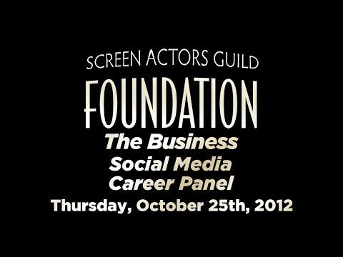 The Business: Social Media Career Panel