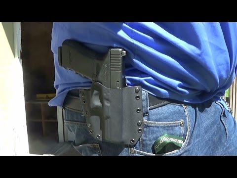 Raven Phantom OWB Holster! AND The Importance of HOLSTER MAINTENANCE!