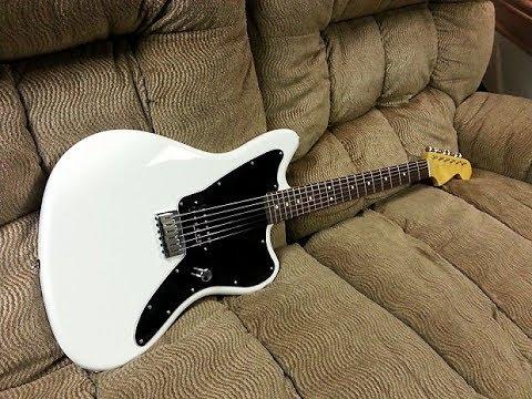 Blink 182 Tom Delonge Obvious Guitar Jazzmaster Vs