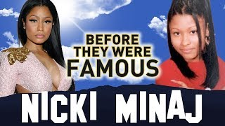 NICKI MINAJ | Before They Were Famous | UPDATED