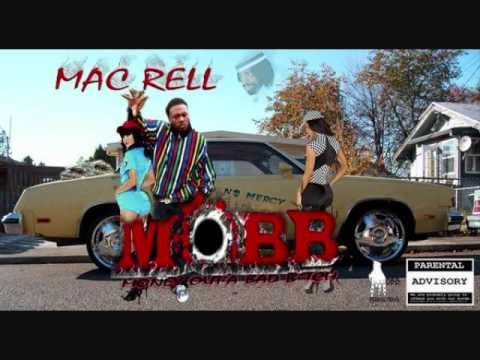 MAC RELL CD COVERS