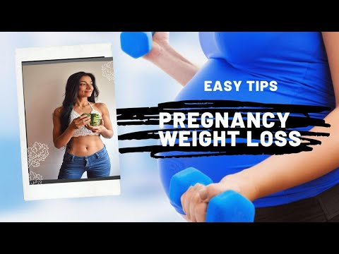 How to lose weight after Pregnancy | Easy Tips | Hindi