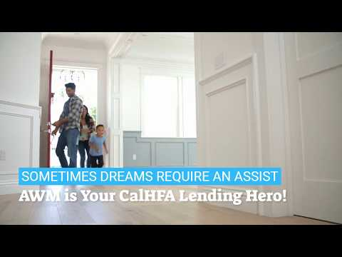 All Western Mortgage CalHFA Down Payment Assistance