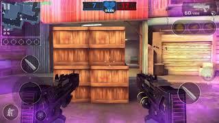 Modern Combat 5 ESports FPS Когда читер жалобы боится но играть хочет и особенно выигрывать