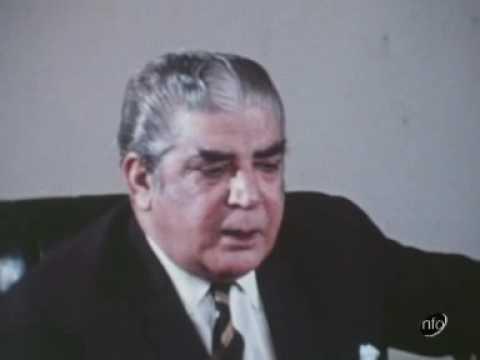 President Yahya Khan On East Pakistan