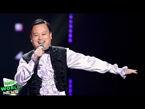 William Hung performs 'She Bangs' on 'American Idol' Finale
