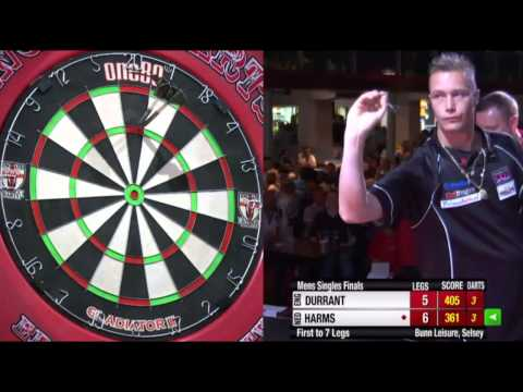 FINAL LEG - Wesley Harms Wins The 2015 English Open