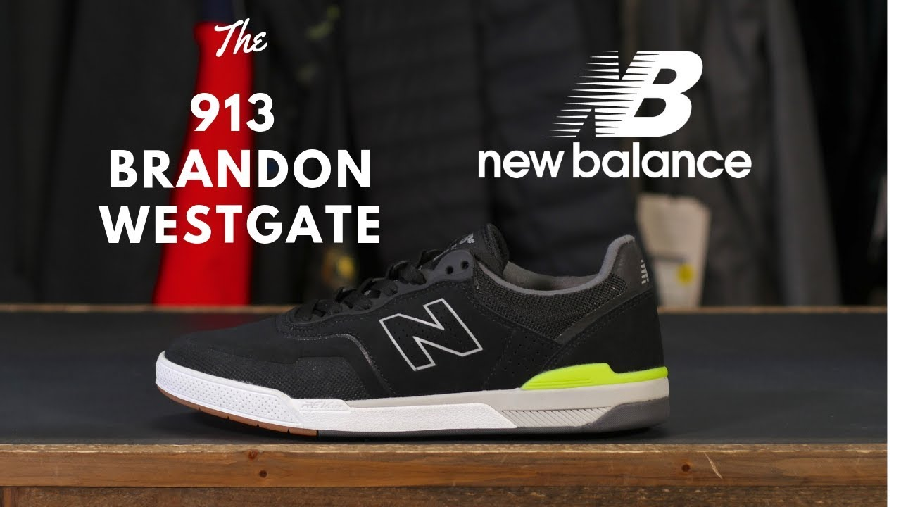c39fb31fa222d The New Balance 913 Westgate - YouTube