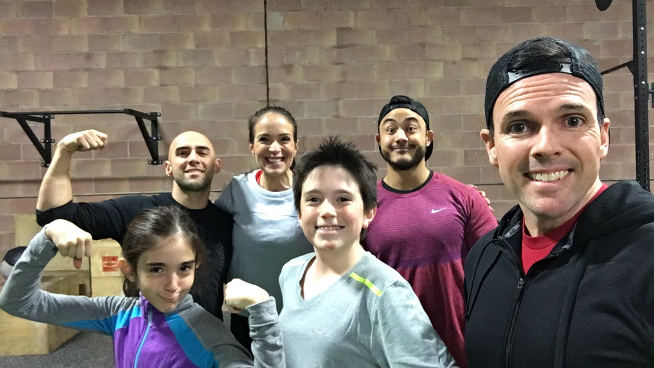 BEE FAMILY BOOTCAMP - Live Workout