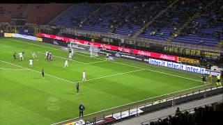 Inter - Hellas Verona 2-2 - Highlights - Giornata 11 - Serie A TIM 2014/15 streaming