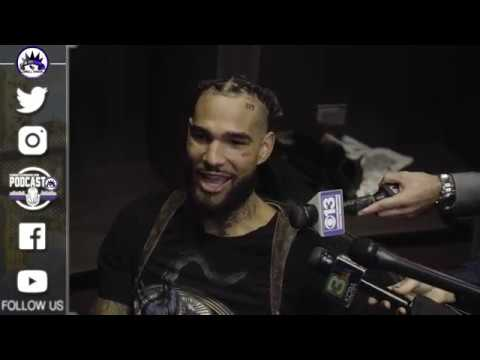 Willie Cauley-Stein Post Game Interview - Sacramento Kings | 2018-19 NBA Season