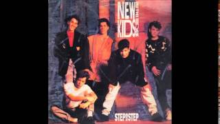 "New Kids On The Block - Step By Step (12"" Club Remix)"