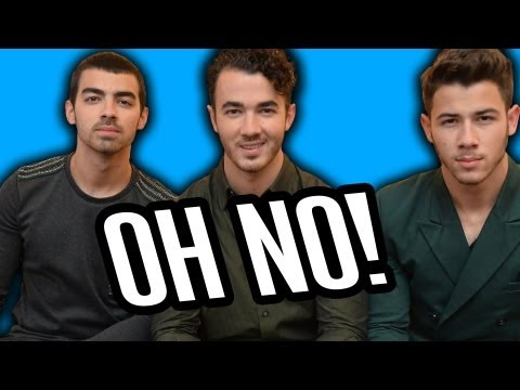 Jonas Brothers Breaking Up?! Trio Cancels Tour Amidst Drama