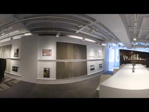 NeoCon 2017 - Milliken Showroom 360° Video