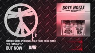 Depeche Mode- Personal Jesus (Boys Noize Remix) [Official Audio]