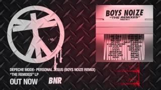 Скачать Depeche Mode Personal Jesus Boys Noize Remix Official Audio