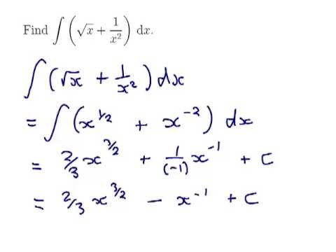 Square root on bottom of fraction