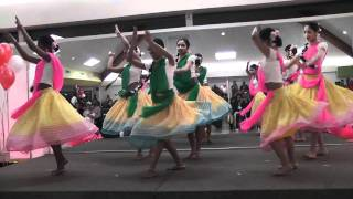 Tamil dance [independent day]  by Nilmini Wijewardena in Vancouver, Canada