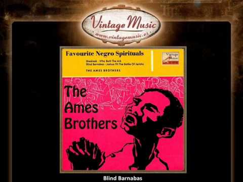 The Ames Brothers - Blind Barnabas  (VintageMusic.es)