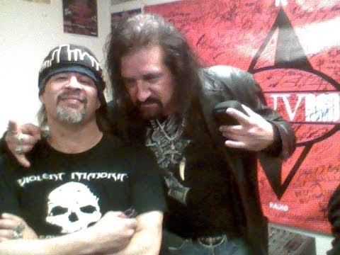 The NW Metal Show with Steve Unger of Metal Church and Perry Strickland of Vio-lence