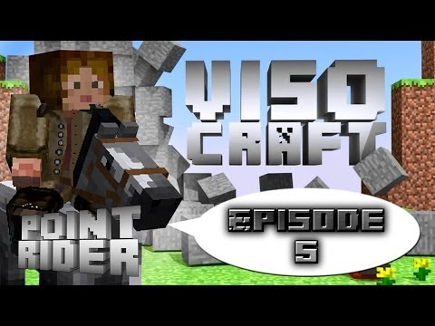Minecraft VISOCraft Series! Ep 5 - How to Build a Music Disc Generator Part 1 (ft. IAmTheAttack)