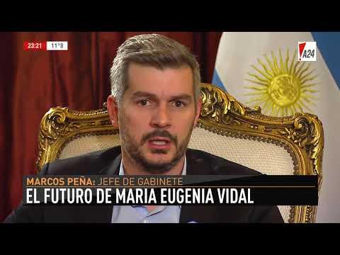 LNE | LUIS NOVARESIO ENTREVISTA - MARCOS PEÑA