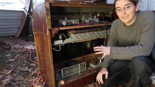 Rescued Hammond L-112 Organ Restoration 01: Learning to Oil a Tonewheel Generator