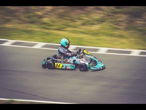 Sunday Karting - 0614 // Formula K // Erzgebirgsring Lichtenberg // Gopro HD Onboard
