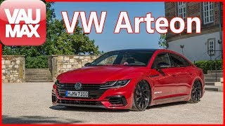 VW Arteon R-Line Tuning / CarPorn by VAU-MAX.tv / KW DDC / Neidfaktor Hamburg