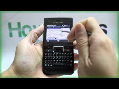 How to Change the Ringtone on Sony Ericsson Aspen